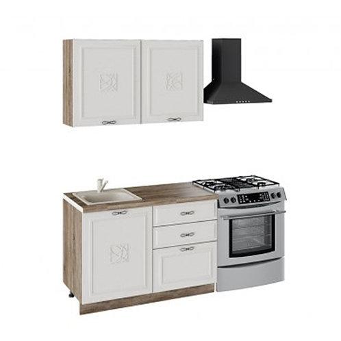 Кухонный гарнитур «Сабрина» стандартный набор (САБРИНА (Кашемир))