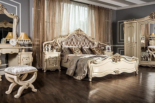 Спальня Джоконда, беж (комплект)