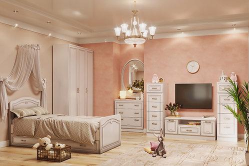 Молодежная комната Melania (Мелания) Комплект 4