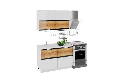 Кухонный гарнитур длиной - 180 см (ФЭНТЕЗИ (Вуд))