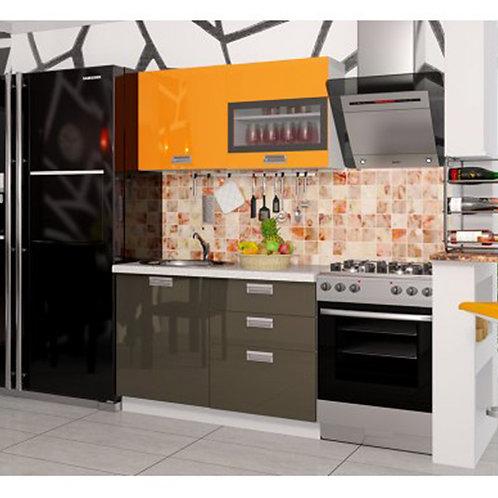 Кухонный гарнитур длиной - 180 см БЬЮТИ