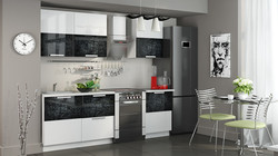 Кухонный гарнитур длиной 240 см