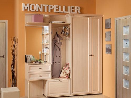 Прихожая Montpellier. Компоновка 1
