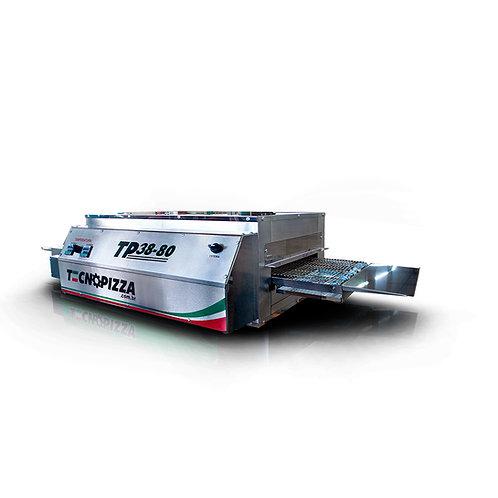 Forno de esteira TP 38-80