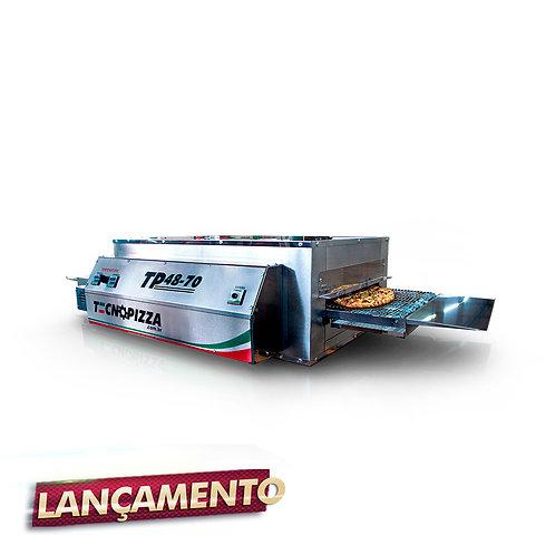 Lançamento - Forno de Esteira  TP 48-70