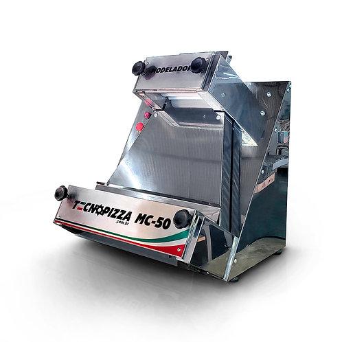 Modeladora de Pizza MC 50 -Aço Inox