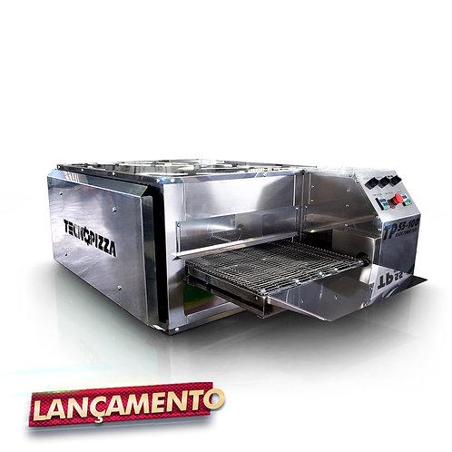 Forno de Esteira TP 55-100 Maxx Turbo Gás