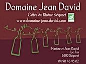 Domaine Jean David partenaire du festival Après les Vendanges