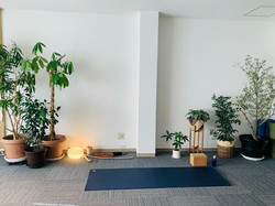 都島ヨガスタジオ yoga asmi
