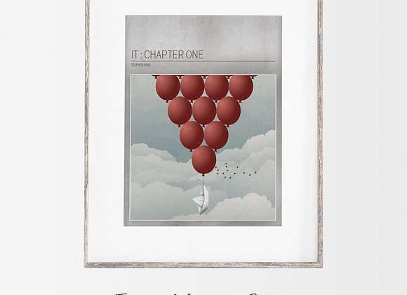 IT Chapter One : Artprint