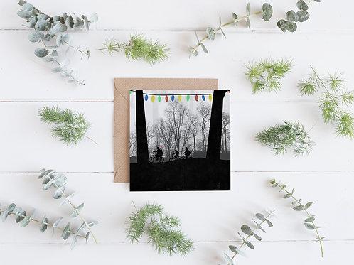 Stranger Things - Christmas Card