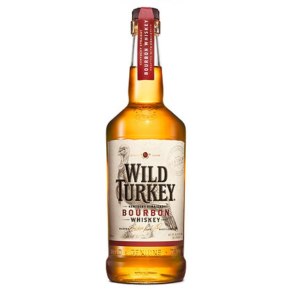 Віскі Bourbon Wild Turkey 81 1L 40.5%