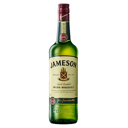 Віскі Jameson Irish Whiskey 0.35L  40%