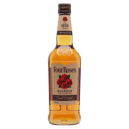 Віскі Bourbon Four Roses 0.05L 40%