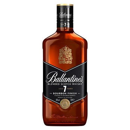 Віскі Ballantine's Bourbon Finish Aged 7 Years 0.7L 40%