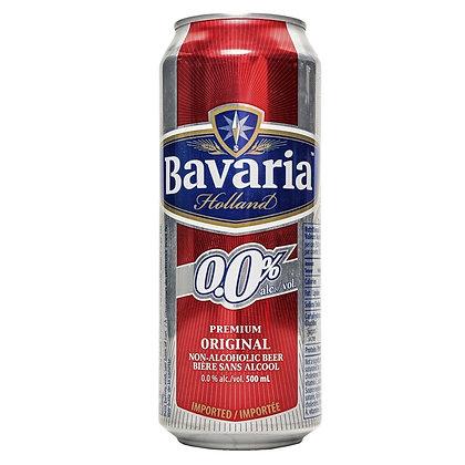 Пиво Bavaria Premium Original світле фільтроване 0.5L 0%