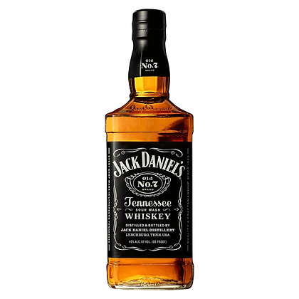Віскі Jack Daniel's Old No.7 Tennessee Whiskey 0.7L 40%