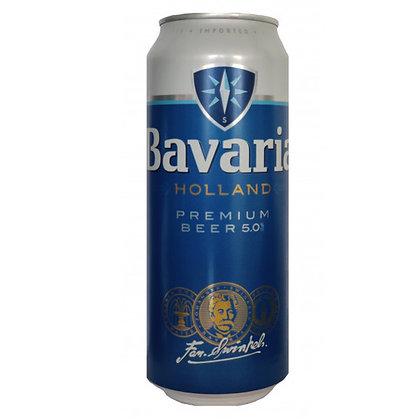 Пиво Bavaria Premium світле фільтроване 0.5L 5%