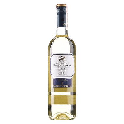 Вино Marques de Riscal Rueda біле сухе