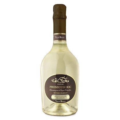 Вино ігристе Villa Miazzi Prosecco Extra Dry біле екстрасухе