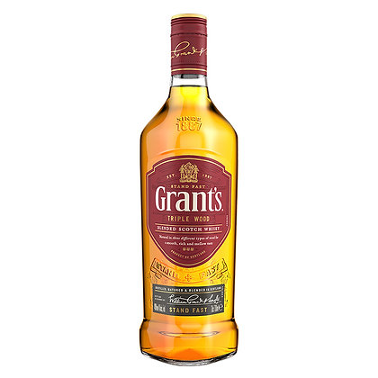 Віскі Grant's Triple Wood 0.5L 40%
