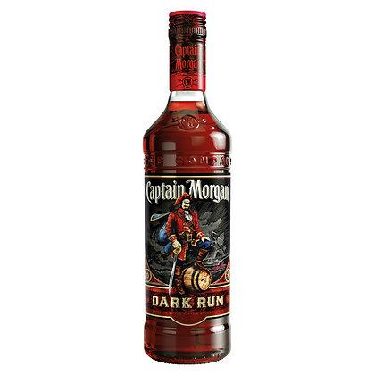 Ром Captain Morgan Dark Rum 0.7L 40%
