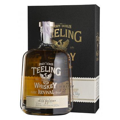 Віскі Teeling Revival V Single Malt 12 y.o. 0.7L 46% в подарунковій упаковці