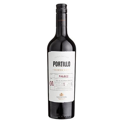 Вино Portillo Malbec червоне сухе