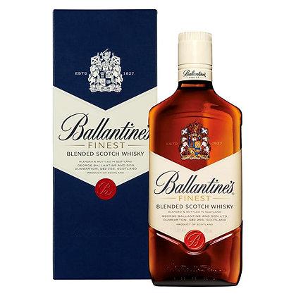 Віскі Ballantine's Finest 1L 40% в коробці