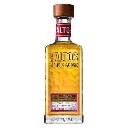 Текіла Olmeca Altos 100% Agave Reposado Tequila 0.7L 38%