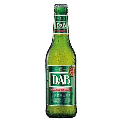 Пиво DAB Dortmunder Export світле фільтроване 0.66L 5%