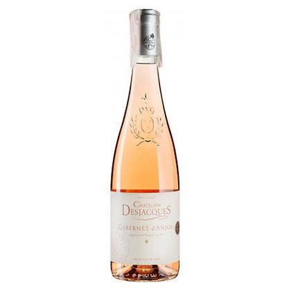 Вино Cabernet d'Anjou рожеве напівсолодке