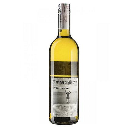 Вино Marlborough Sun Riesling біле напівсухе