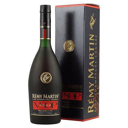 Коньяк Rémy Martin VSOP 1L 40% в коробці