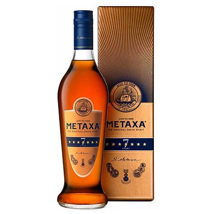Бренді Metaxa 7* 0.7L 40% в коробці