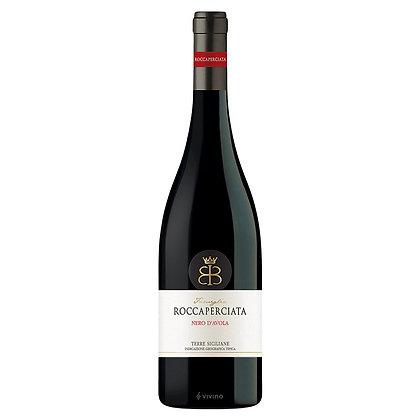 Вино Roccaperciata Nero d'Avola сухе червоне