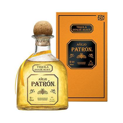 Текіла Patrón Anejo 0.75L 40% в коробці