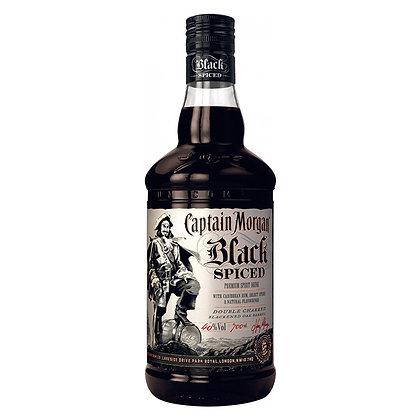 Ром Captain Morgan Black Spiced 0.7L 40%