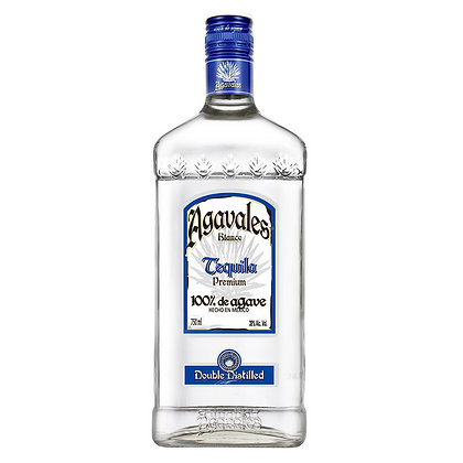 Текіла Agavales Blanco Tequila 0.75L 40%