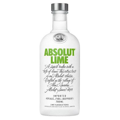 Горілка Absolut Lime 0.7L 40%