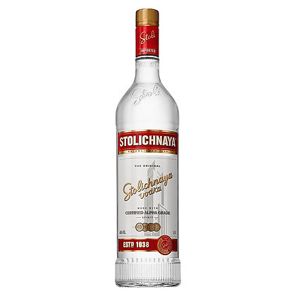 Горілка Stolichnaya 1L 40%