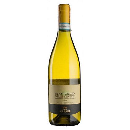Вино Pinot Grigio delle Venezie біле сухе