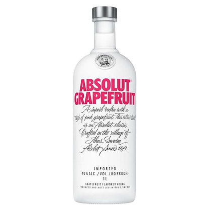 Горілка Absolut Grapefruit 0.7L 40%