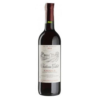 Вино Chateau Gillet червоне сухе