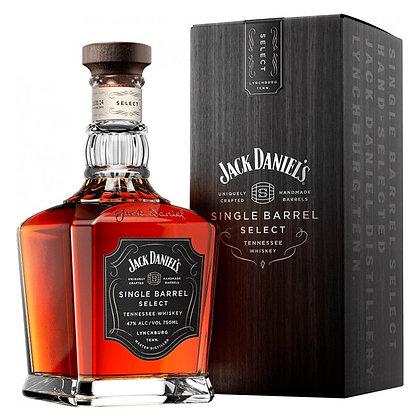 Віскі Jack Daniel's Single Barrel Select 0.7L 45% в подарунковій коробці