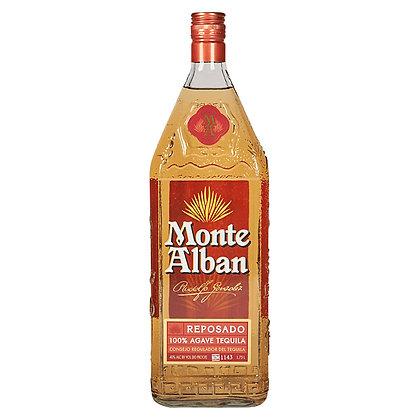 Текіла Monte Alban Reposado 100% Agave 0.75L 40%