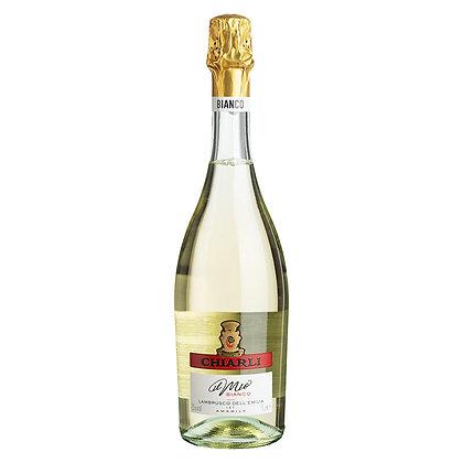 Вино напівігристе Chiarli Lambrusco dell 'Emilia Bianco біле солодке
