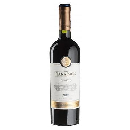 Вино Tarapaca Merlot Reserva червоне сухе