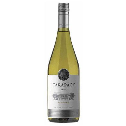 Вино Leon de Tarapaca Chardonnay біле сухе