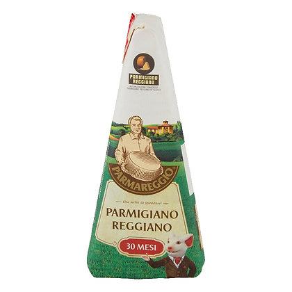 Сир Parmareggio, Parmigiano Reggiano (Пармезан) 30 місяців, 250г